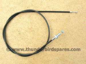 Clutch Cable, BSA A50/A65 1962-64, 68-8528